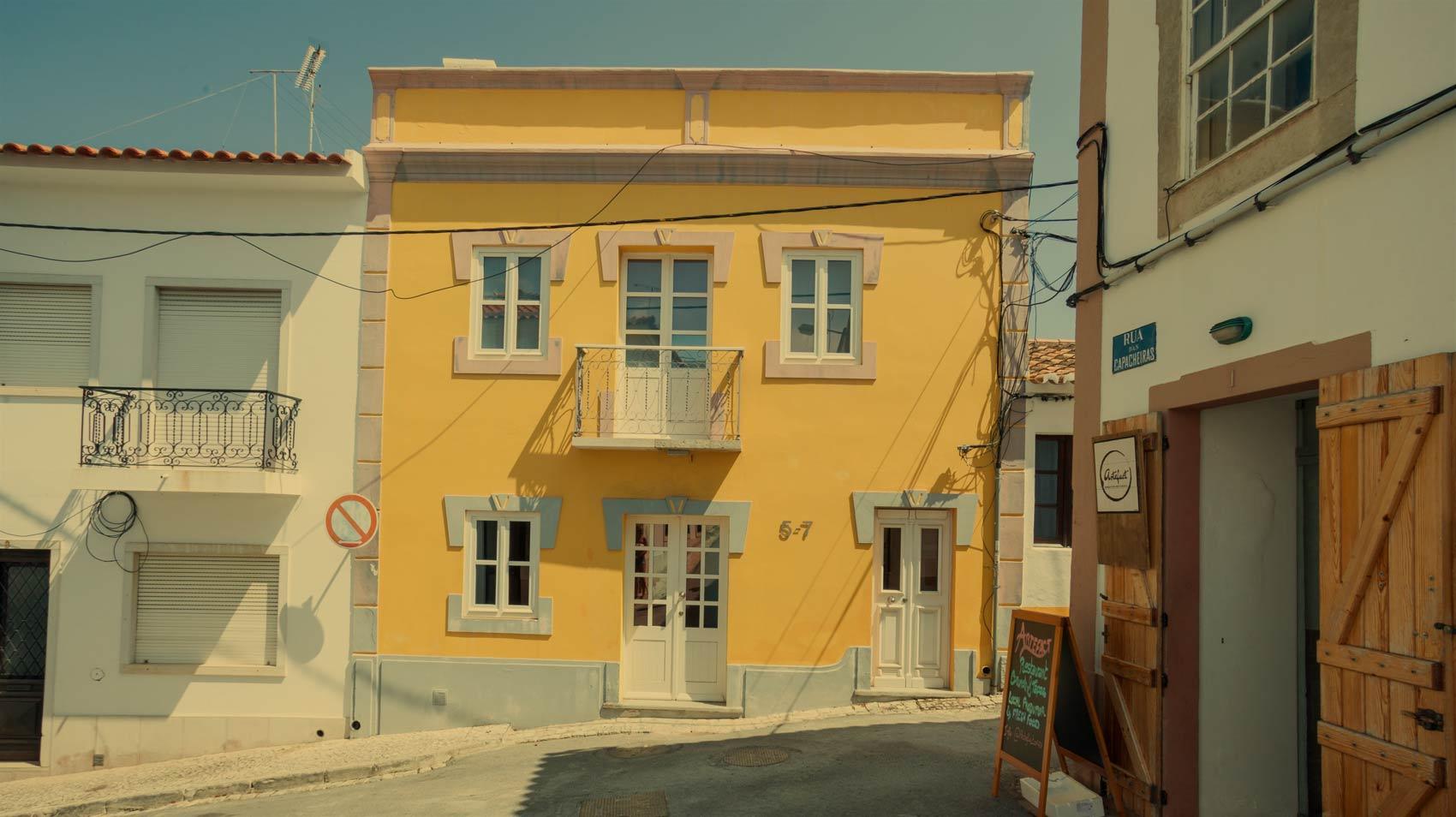Casa Fonte dos Mouros